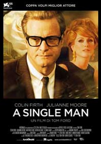 A single man locandina 1