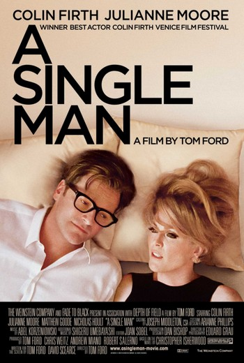 A single man locandina 2
