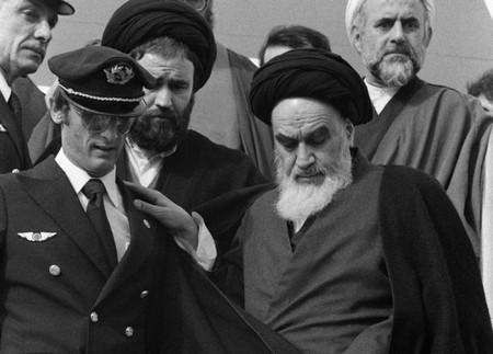 Accadde nel 1979 Khomeini