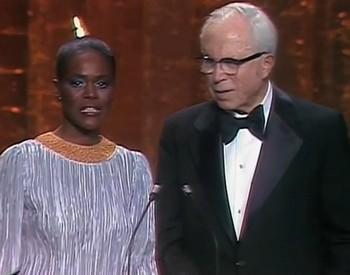 Cicely Tyson e King Vidor presentatori