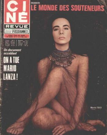 Cine Revue 15 Marilu Tolo