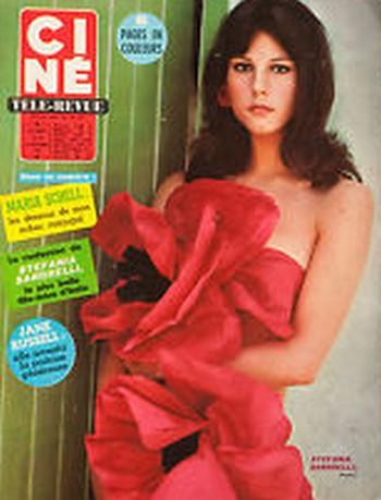 Cine Revue 25 Stefania Sandrelli