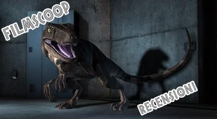 Jurassic Park banner FILMSCOOP