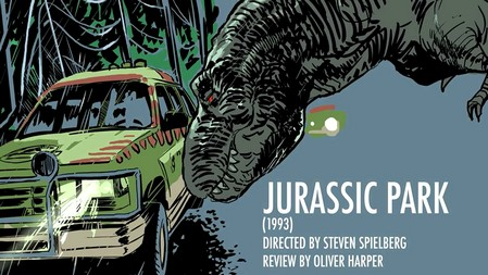Jurassic Park foto ab