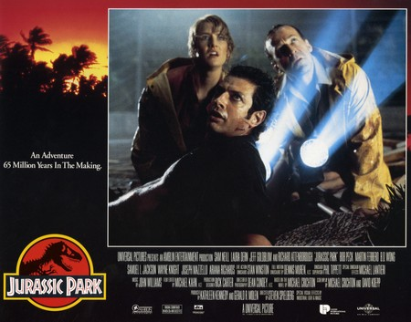 Jurassic Park lobby c.2
