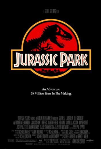 Jurassic Park locandina 1