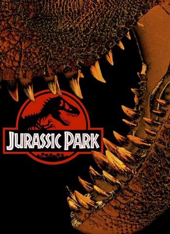 Jurassic Park locandina 4