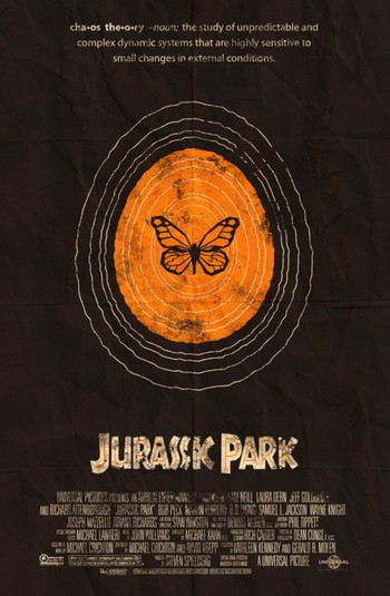 Jurassic Park locandina 6