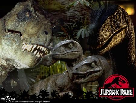 Jurassic Park locandina wallpaper 3