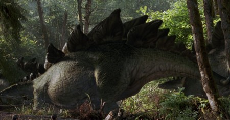 Jurassic Park Stegosaurus