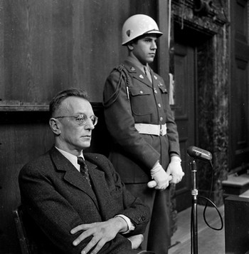 Nuremberg a1 Arthur Seyss Inquart