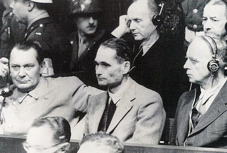 Nuremberg a6 Joachim Von Ribbentrop
