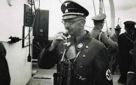 Nuremberg b2 Heinrich Himmler
