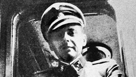 Nuremberg b4 Joseph Mengele