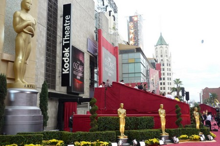 Oscar Story-2 Location Dolby Theatre (Kodak Theatre)