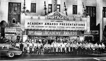 Oscar Story-2 Location Pantages Theater