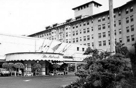 Oscar Story-2 Location The Ambassador Hotel