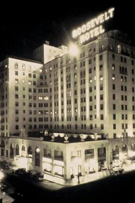 Oscar Story-2 LocationHollywood Roosevelt Hotel
