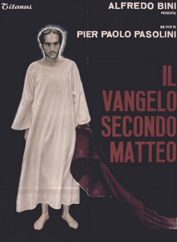 02 04 Il vangelo secondo Matteo . locandina