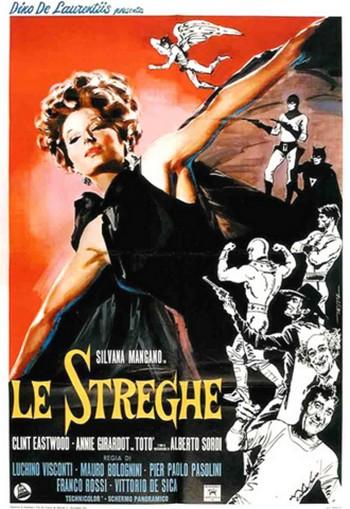 02 06 Le streghe. locandina