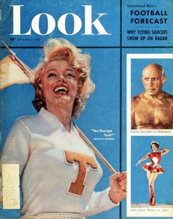 02 Marilyn Monroe magazine 1