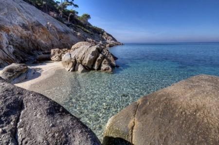 1 Isola di Montecristo l'approdo di Dantes