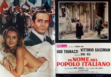 10 In nome del popolo italiano locandina lc
