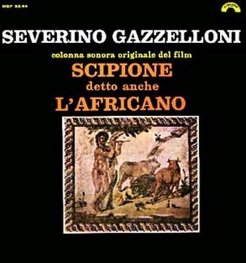 14 Scipione detto anche l'africano locandina sound