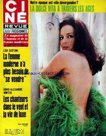 15 Lisa Gastoni Cine Revue