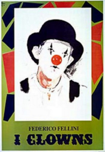 17 I clowns locandina