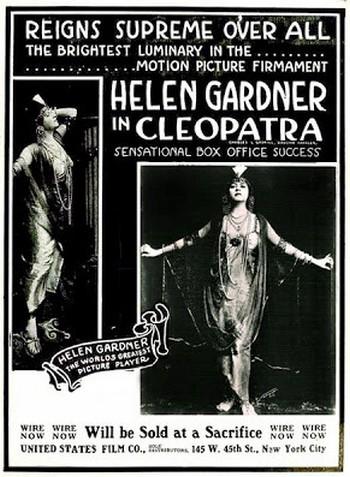 2 -1 Cleopatra 1912