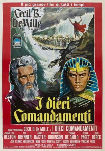 2 10 I dieci comandamenti 1956