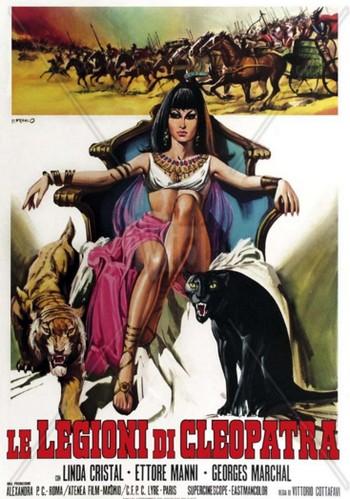 2 11 Le legioni di Cleopatra 1959