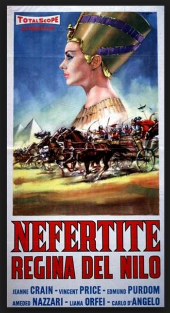 2 12 Nefertite regina del Nilo (1961)