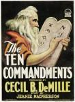 2 -3 I dieci comandamenti1923