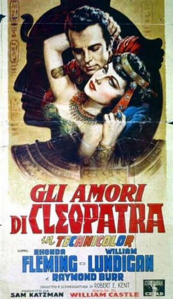 2 -6 Gli amori di Cleopatra 1953