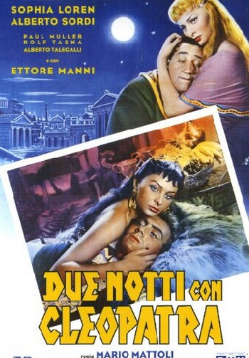 2 7 Due notti con Cleopatra 1953