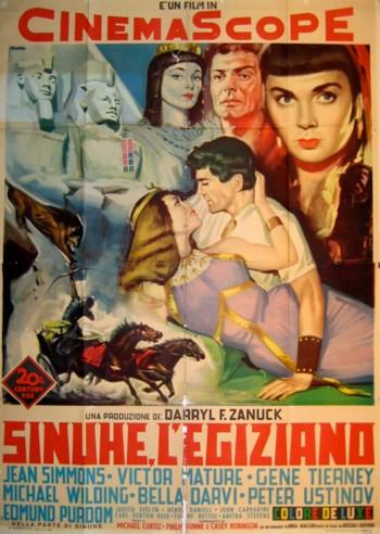 2 8 Sinuhe l'egiziano 1954