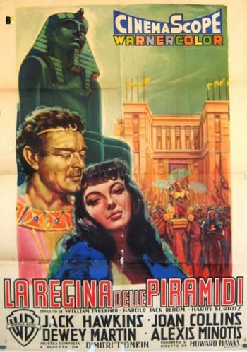 2 9 La regina delle piramidi 1955