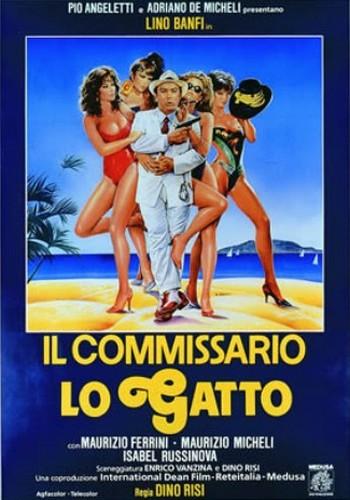 2 Il commissario Lo Gatto  locandina