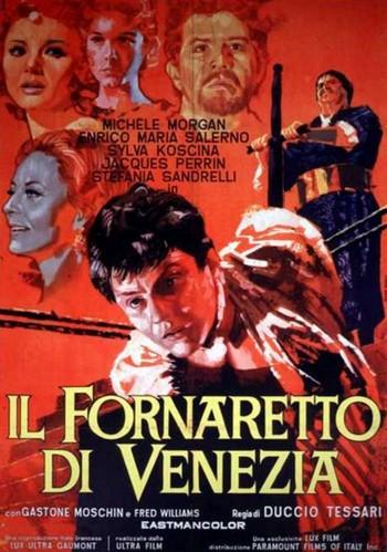 2 Il fornaretto di Venezia locandina