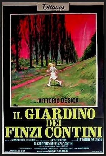 2 Il giardino dei Finzi Contini  locandina