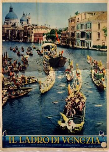 2 il ladro di venezia locandina