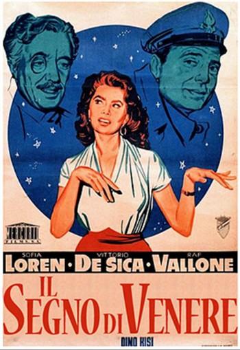 2 Il segno di Venere (1955) locandina