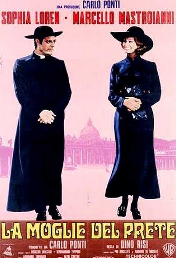 2 La moglie del prete locandina