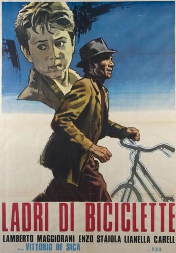 2 Ladri di biciclette   locandina