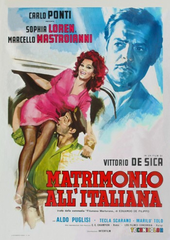 2 Matrimonio all'italiana  locandina