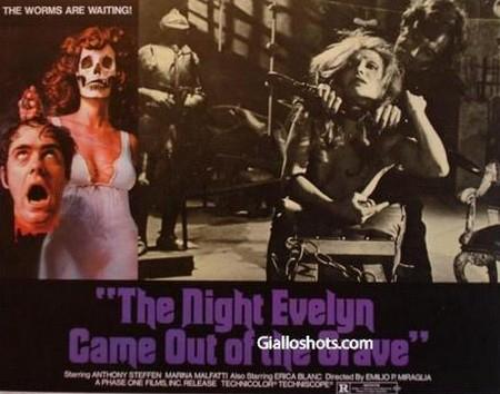 24 La notte che Evelyn uscì dalla tomba lobby card