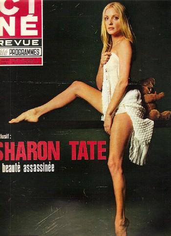 24 Sharon Tate Cine Revue