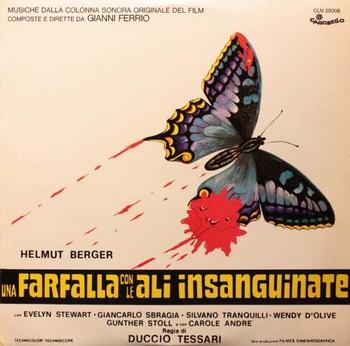 25 Una farfalla con le ali insanguinate sound